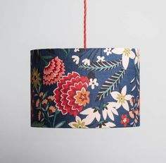 Are you interested in our bright floral lampshade? With our colourful lampshade you need look no further.