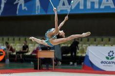 Maria Malysheva rhythmic gymnastics 2020-07-20