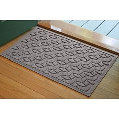 Bungalow Flooring Shield Elipse Doormat