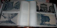 Veduta d'insieme della mia collezione di foto e cartoline d'epoca (4).