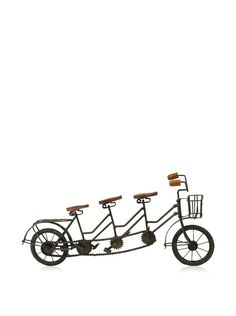 Metal Replica Bicycle, http://www.myhabit.com/redirect/ref=qd_sw_dp_pi_li?url=http%3A%2F%2Fwww.myhabit.com%2Fdp%2FB002QFYMGA%3Frefcust%3DZDHSRMDSDU5LVQ72K4CA46EIEM