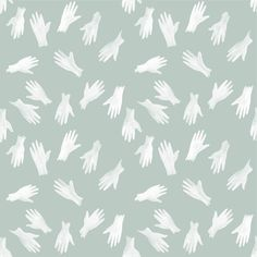 Experimenting with a little hands repeat pattern this afternoon - it's not quite working yet as it doesn't look very balanced but thought I would share a #workinprogress ! - when I am happy with it I think I might make some notebooks with the pattern on - what do you think? Any products you would like to see lots of painted hands on? . . .  #onegirlband #makersgonnamake #smallbusiness #shopsmall #smallbiz #handlettering #stationerylover #aslowmoment #papergeek #stationery #papernerd…