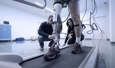 Cyberlegs Project Wants To Equip Amputees With Robotic Limbs | The Cyberlegs project, for instance, is developing robotic legs that can help amputees move and walk more naturally.