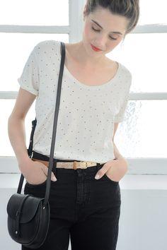e497649087f75 Tee shirt vinicius ecru - t-shirt - des petits hauts 1 Robe Printemps,