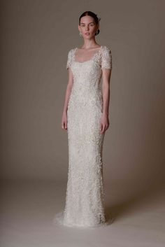 Marchesa Wedding Dresses Spring 2016 - MODwedding