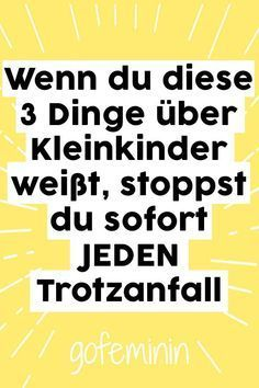 If you understand these 3 things about toddlers, they will suffocate .- Wenn du diese 3 Dinge über Kleinkinder verstehst, erstickst du Trotzanfälle im Keim If you understand these 3 things about toddlers, you strangle tantrums in the bud - Parenting Quotes, Parenting Advice, Kids And Parenting, Baby Co, Baby Kids, Parenting After Separation, Baby Feeding Schedule, Baby Care Tips, Coaching