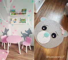 pokój dziecięcy, pokój dla dziewczynki, pokój dziecka, kidsroom, girlsroom, pastelowy pokój Kids Room, Rugs, Morgan, Home Decor, Girls, Bedroom, Farmhouse Rugs, Toddler Girls, Room Kids