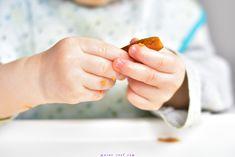Pieczone warzywne frytki dla dzieci (rozszerzanie diety)