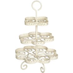 £24.99 3 Tier Cake Stand  Dimensions: 22.5x22.5x38 www.countryessence.co.uk 3 Tier Cake Stand, Tiered Cakes, Country Kitchen, Shabby Chic, Personalized Items, Cupcake, French, Inspiration, Cookies
