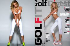 Not everyone was a fan of Paulina Gretzky's Golf Digest spread. Several members of the LPGA Tour vented frustration over the decision to use Gretzky — the daughter of NHL legend Wayne Gretzky…