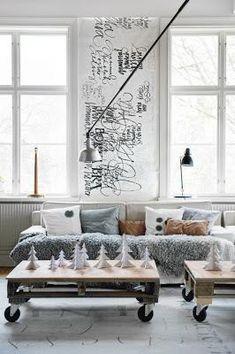 Casa Rustica en Suecia – Paperblog