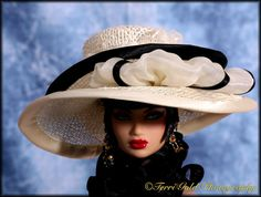 Collecting Fashion Dolls by Terri Gold: Not Your Ordinary Easter Bonnet and Passover Chatchkas