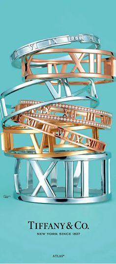 570fd6cc5 Tiffany Co SS 2014 Tiffany Atlas Ring, Tiffany And Co, Tiffany Blue, Watch
