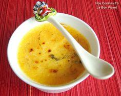 Hoy Cocinas Tú: Crème-brûlée de espárragos