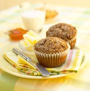 Raisin Bran muffins -  mini muffins would be great easy breakfast for toddlers