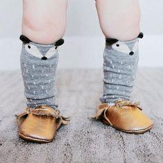 da70f6ce34ac Baby Socks Newborn Boy Girl Cotton Sokken Fox Legwarmers   worth buying on  AliExpress Grey Fox