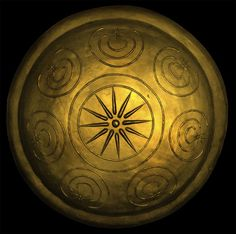 Jesse Magnan S Blog Of The Realms Idol Of Lathander Holy Symbol