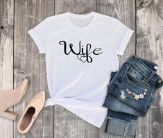 bride fitness Wifey 01 crop top bachelorette party fitness shirt motivational wedding party engagement gift