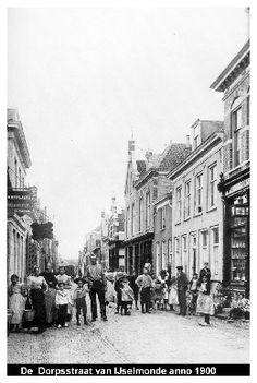 1900 Dorpsstraat IJselmonde http://www.oud-rotterdam.nl/