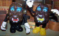 California Raisins  Vintage Toys