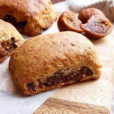 Homemade Paleo Fig Newton Cookies- yes please!