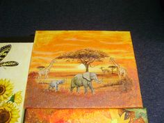 Afrika Painting, Art, Africa, Painting Art, Paintings, Kunst, Paint, Draw, Art Education