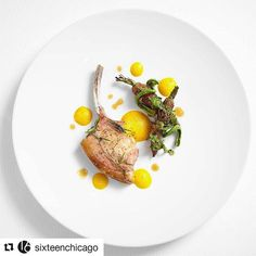 #Repost @sixteenchicago ・・・ Porcelet with Fiddlehead Ferns, Carrot and Buttermilk #chicago  #food #foodporn #foodie #foodgasm #foodstagram #foodgram #instafood #foodpics #foodpic #gastronomia #gastronomy #gourmet #gastropost #gastroart #art #plating #finedining #luxury #delicious #yummy #instagood #culinary #igers  #chef #finedining #dining #instahub #foodart #followme