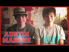 COOL MORNING 2 - Austin Mahone and Alex Constancio random blog 2