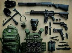 """philosophersdream: """"Zombie Outbreak Kit """" (:Tap The LINK NOW:) We provide the best essential unique equipment and gear for active duty American patriotic military branches, well strategic selected.We love tactical American g Survival Weapons, Apocalypse Survival, Weapons Guns, Survival Tools, Guns And Ammo, Zombie Apocalypse Gear, Zombie Survival Gear, Tactical Equipment, Survival Equipment"""