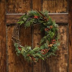 Holiday Wreaths for sale #shoplocal