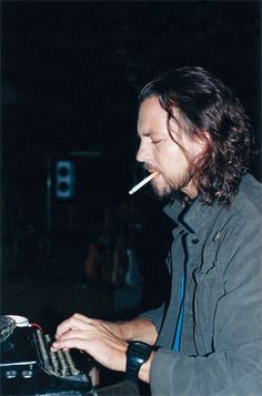 "The best.  ""It's an art to live with pain...mix the light into grey."" Eddie Vedder"