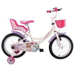 Vehicule pentru copii :: Biciclete si accesorii :: Biciclete :: Bicicleta copii Violetta 16 ATK Bikes Cycling Bikes, Motorcycle, Disney, Biking, Tricycle, Cycling, Motorcycles, Motorcycles, Bicycling