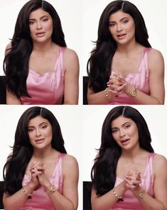 Image discovered by Find images and videos about style, pretty and beauty on We Heart It - the app to get lost in what you love. Trajes Kylie Jenner, Kim Kardashian Kylie Jenner, Kylie Jenner Makeup, Kylie Jenner Outfits, Kendall And Kylie Jenner, Travis Scott, Kylie Travis, Selfies, Kylie Hair
