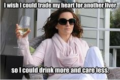 Love cynicism, everything is funnier. Tina Fey says it well.