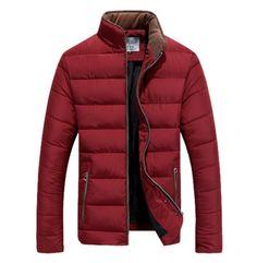 QualityUC Mens United States Superior Extra Thick Jacket