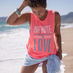 Infinite Love Tank - Pink | BUTI