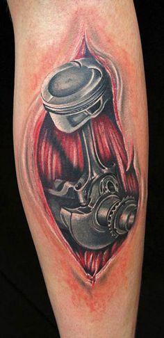Tattoo Artist - Andre Zechmann