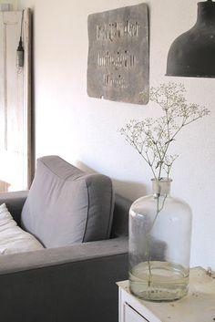 cute living room corner