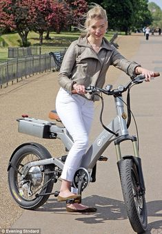 Fastest ever electric bicycle will have commuters 'rocketing' to work