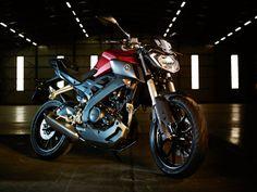 Nueva Yamaha MT-125