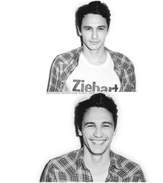 James Franco- Emily, hope this is making your night even better!