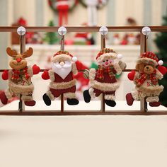 Merry Christmas Ornaments Christmas Gift Santa Claus Snowman Tree Toy Doll Hang Decorations for home Enfeites De Natal Christmas Desktop, Merry Christmas, Baby First Christmas Ornament, Diy Christmas Ornaments, Christmas Gifts, Outdoor Christmas, Cheap Ornaments, Christmas Mood, Christmas Traditions
