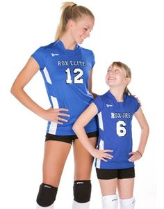 volleyball jersey design blue for girls