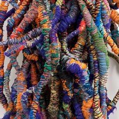 Have a look at Shirley Hicks' textile octopuses at the Hayward Gallery (it's free). >> More info: http://www.southbankcentre.co.uk/whatson/sheila-hicks-foray-into-chromatic-zones-1000789?dt=2015-02-27