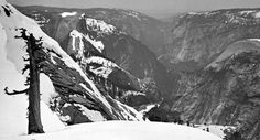 The valley of Yosemite, circa (Photo by LL/Roger Viollet/Getty Images) Missed In History, History Class, Creative Skills, Photography Courses, California Room, Composition, Pictures, Notes, Outdoor