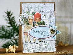 - Retro Drobiazgi - Pracownia Rękodzieła - decoupage i scrapbooking: Boże Narodzenie
