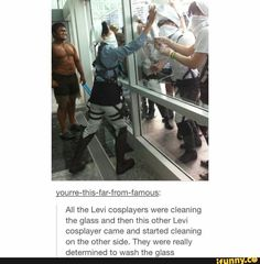 Attack on Titan Aot Memes, Memes Br, Funny Memes, Aot Funny, Hilarious, Snk Cosplay, Best Cosplay, Cosplay Costumes, Levi X Eren