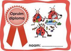 Gratis diploma's, aftel kalenders en nog veel meer