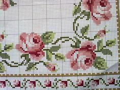 1 million+ Stunning Free Images to Use Anywhere Cross Stitch Boarders, Cross Stitch Rose, Cross Stitch Flowers, Cross Stitch Charts, Cross Stitch Designs, Cross Stitching, Cross Stitch Embroidery, Hand Embroidery, Embroidery Patterns