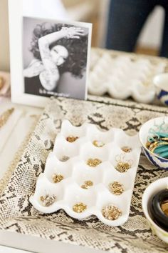 15 Earring Storage Ideas Your Jewelry Collection Needs | Who What Wear